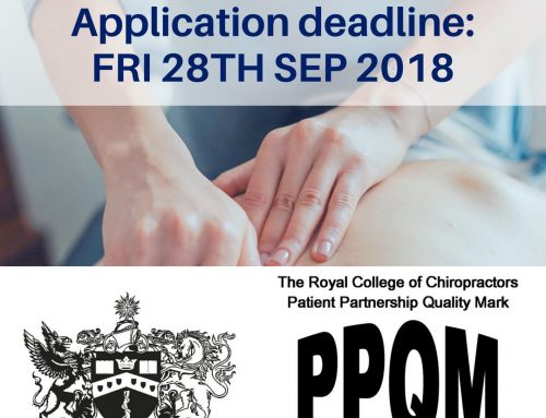 RT @royalcolchiro: Call for #PPQM applications 2019-2021 #qualitymarks #TuesdayTreat
