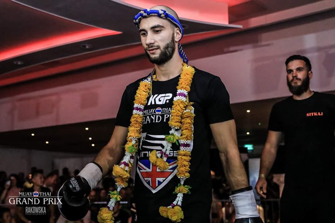 Kane Rigglesford - Muay Thai